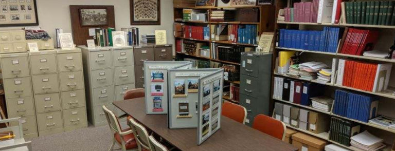 Archives Room